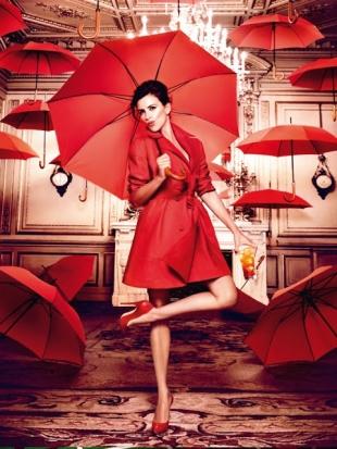 Penelope Cruz for Campari Calendar 2020