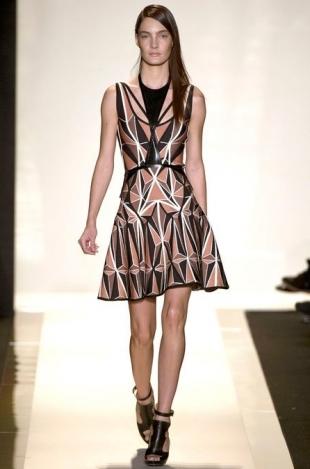 Hervé Léger by Max Azria at New York Fashion Week Fall 2020