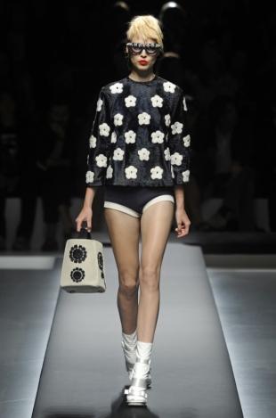 Prada at Milan Fashion Week Fall 2020