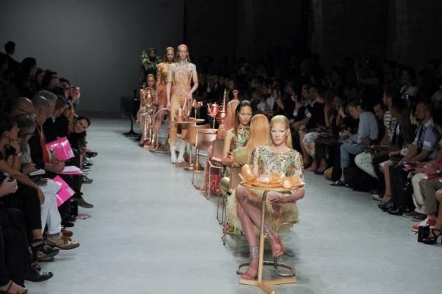 Manish Arora at Paris Fashion Week Fall 2020