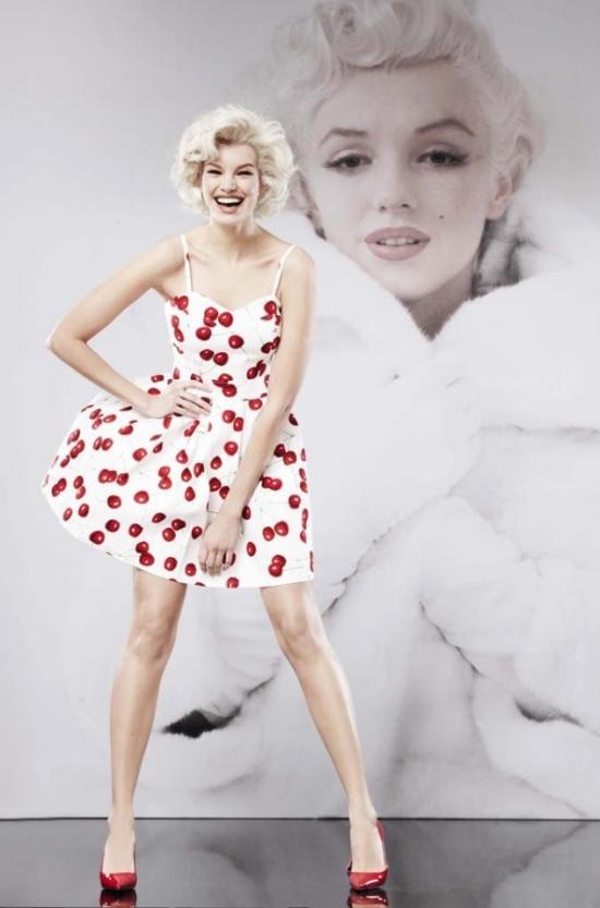 Macy's Debuts Marilyn Monroe Fashion Collection
