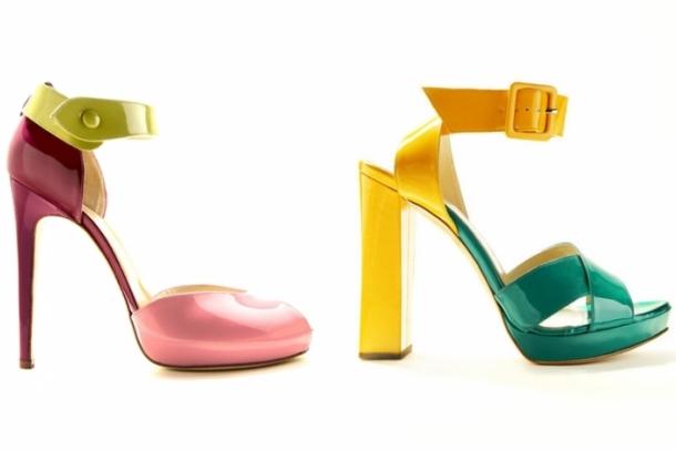 Max Kibardin Fall 2020 Shoes