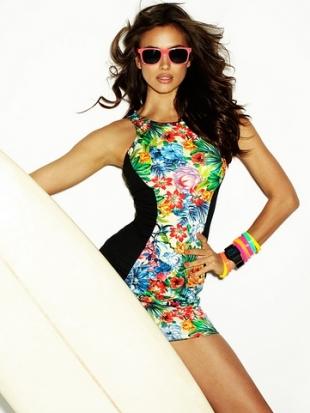 Irina Shayk for Blanco Beachwear Summer 2020 Campaign