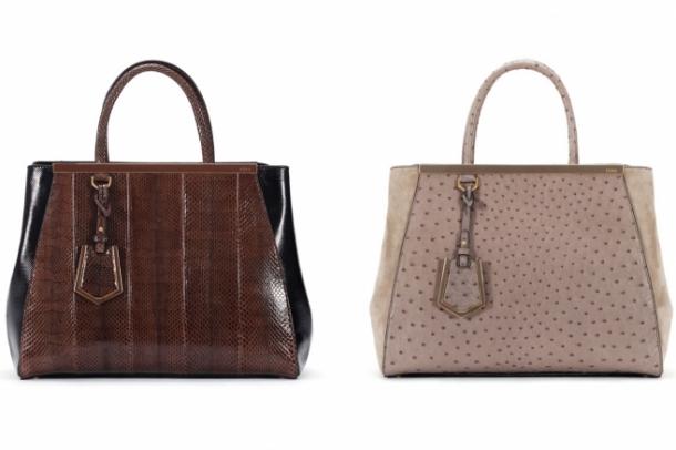 Fendi Fall 2020 Handbags
