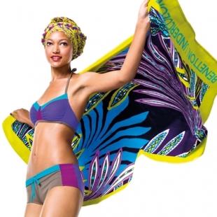Undercolors of Benetton Spring/Summer 2020 Beachwear Collection