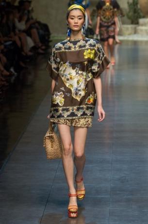 Dolce & Gabbana Spring 2020 Collection