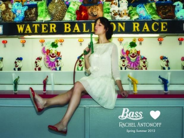 Bass Loves Rachel Antonoff Spring/Summer 2020 Shoes