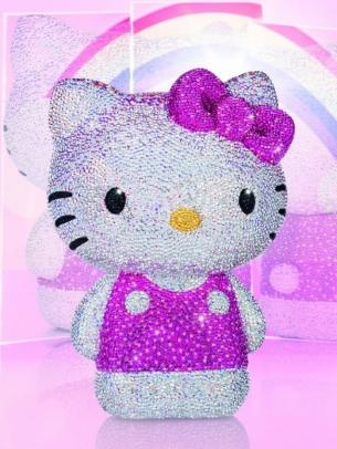 Swarovski + Hello Kitty Collection