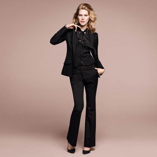 H&M Fall Silhouettes Lookbook