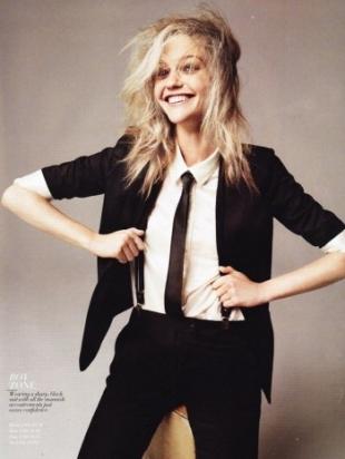 H&M Fall 2020 Catalog with Sasha Pivovarova