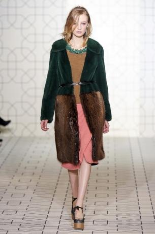 Fall/Winter 2020-2020 Fur Fashion Trends