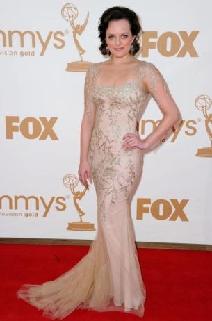 2020 Emmy Awards Celebrity Red Carpet Dresses