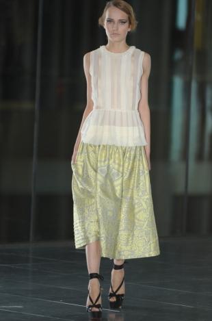 Jonathan Saunders Spring 2020 –  London Fashion Week