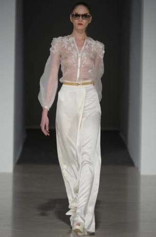 Temperley London Spring 2020 – London Fashion Week