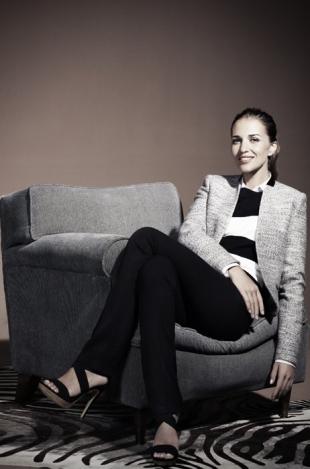Blanco Fall/Winter 2020-2020 Campaign with Paula Echevarría