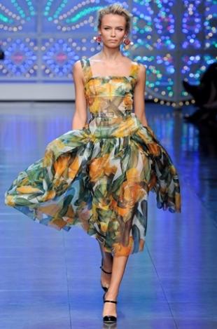 Dolce & Gabbana Spring 2020 – Milan Fashion Week