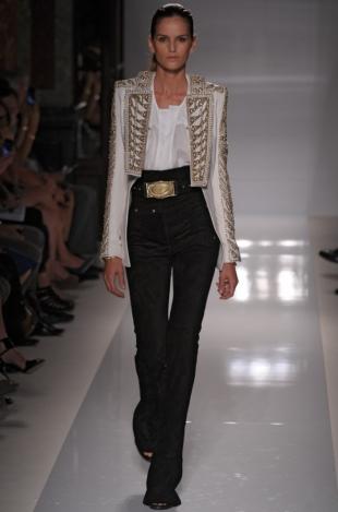 Balmain Spring 2020 – Paris Fashion Week