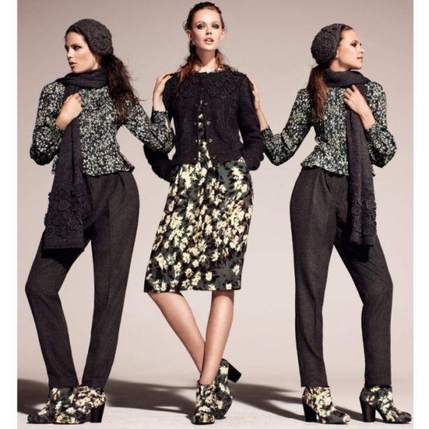 H&M Conscious Fall 2020 Fashion Campaign