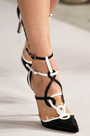 Runway Shoe Trends for Spring Summer 2020