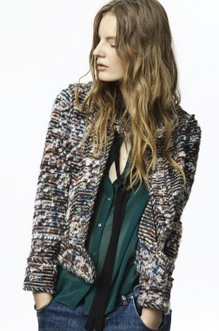 Zara TRF Lookbook October 2020