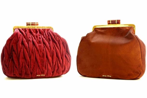 Miu Miu Fall/Winter 2020-2020 Bags