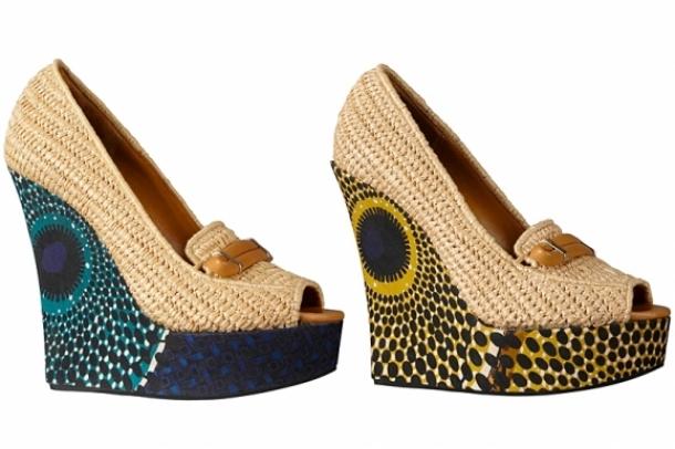 Burberry Prorsum Spring/Summer 2020 Shoes