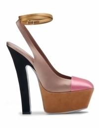Yves Saint Laurent Spring 2020 Shoes