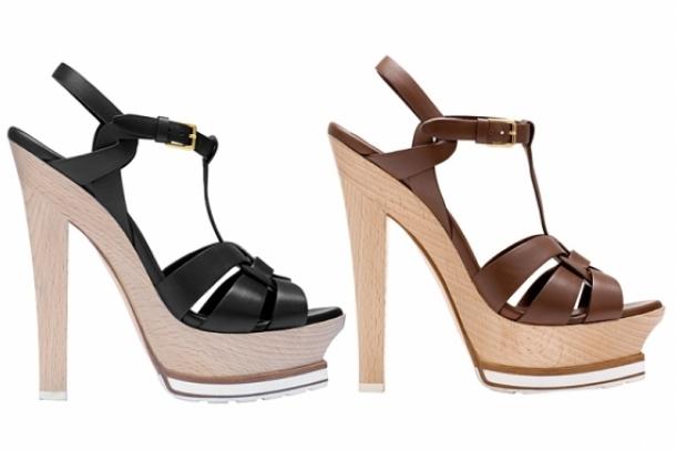 Yves Saint Laurent Resort 2020 Shoes