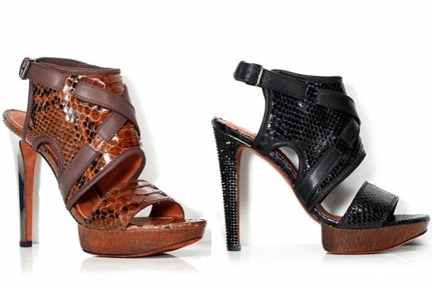 Lanvin Spring 2020 Shoes