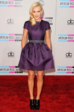 2020 American Music Awards Celebrity Dresses