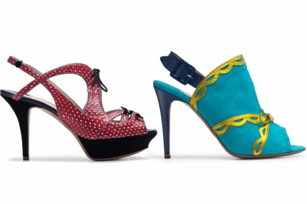 Nicholas Kirkwood Spring 2020 Shoes