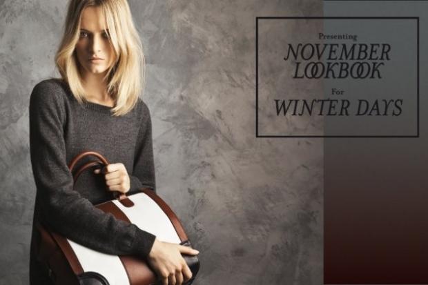 Massimo Dutti Winter Days Lookbook November 2020