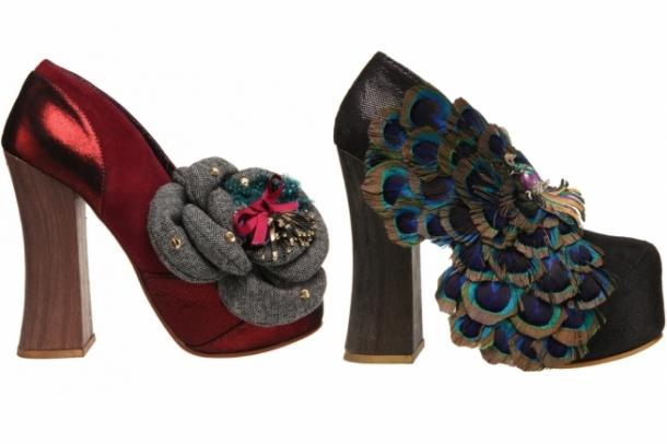 Irregular Choice Shoes Winter 2020-2020