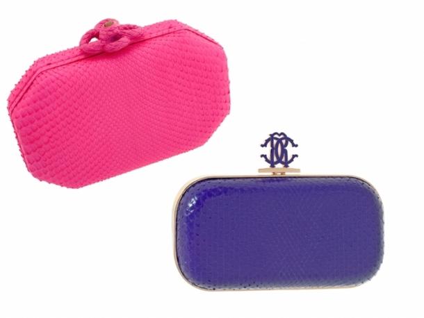Roberto Cavalli Spring 2020 Bags