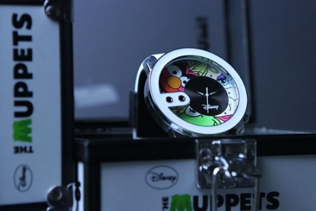 Muppets x nOir Jewelry & FLüD Watches
