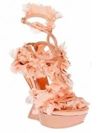 Alexander McQueen Spring 2020 Shoes