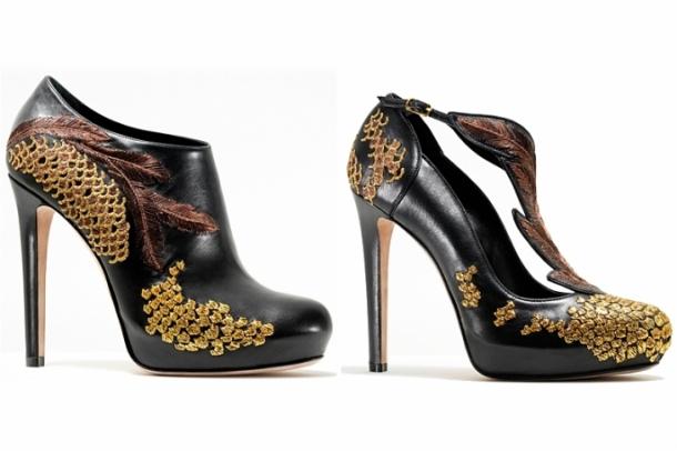 Gaetano Perrone Winter 2020 Shoes