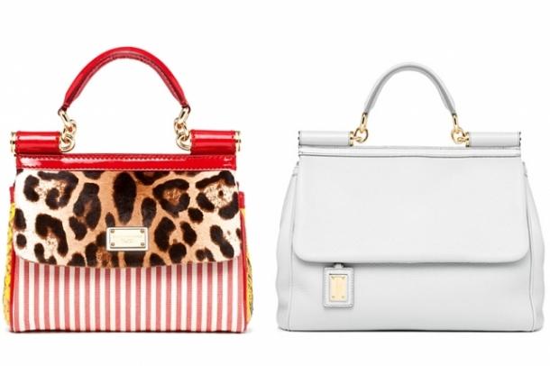 Dolce&Gabbana Cruise 2020 Handbags