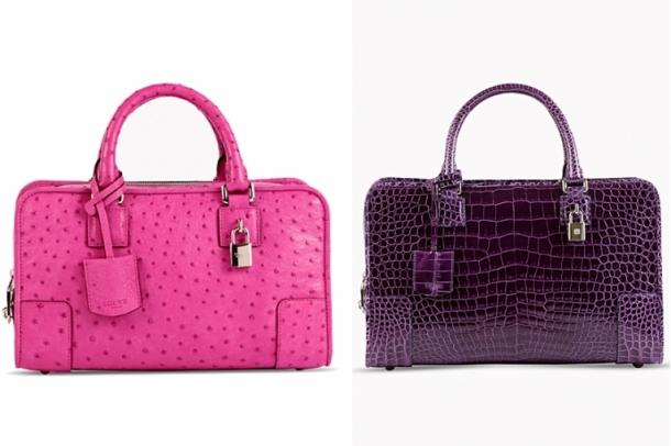 Loewe Pre-Spring 2020 Bags