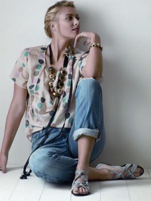Maria Sharapova for Cole Haan Spring/Summer 2020