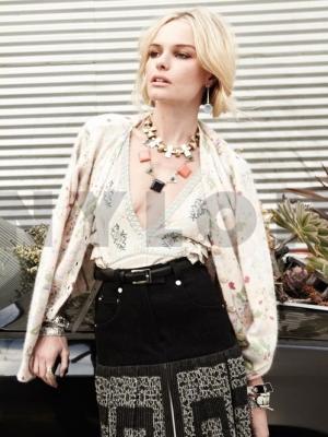 Kate Bosworth Covers Nylon Magazine March 2020
