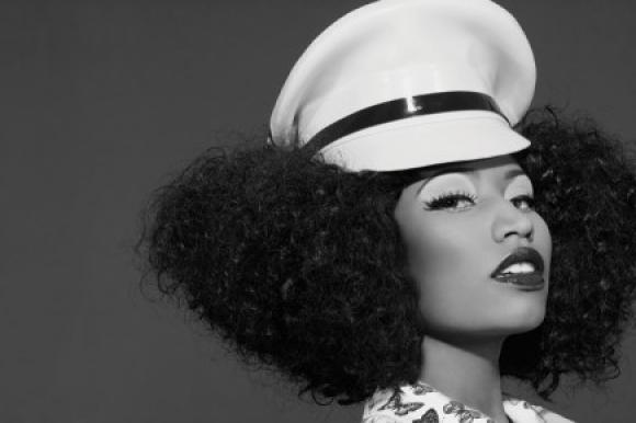 Nicki Minaj Covers BlackBook March 2020