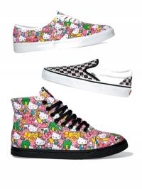 Vans x Hello Kitty Sneakers Line