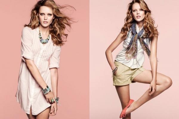 Frida Gustavsson for H&M Spring 2020