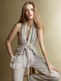 Donna Karan Casual Luxe Spring 2020 Lookbook