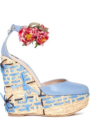 D&G Spring/Summer 2020 Shoes