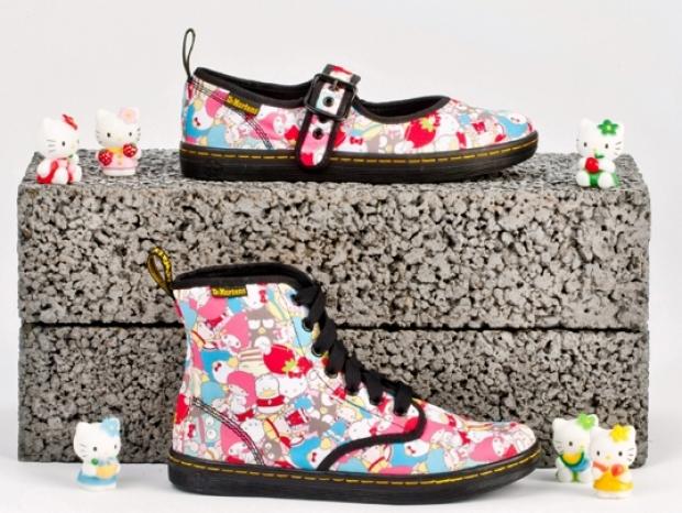 Dr Martens x Sanrio Spring/Summer 2020  Collection