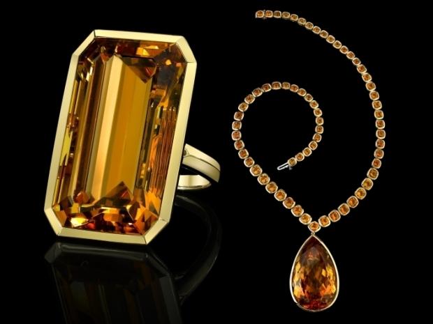 Angelina Jolie's Style of Jolie Jewelry Line