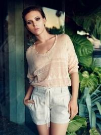 Scarlett Johansson Mango Summer 2020 Campaign