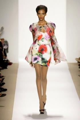 2020 Summer Floral Fashion Trend